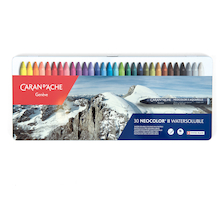 Caran D'ache Neocolour II Wax Pastels Assorted  medium