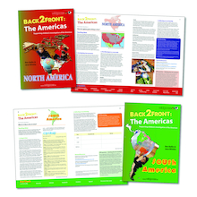 North and South America Teacher's Guide  medium