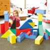 Giant Foam Colourful Blocks 32pcs  small