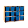 Pop Storage 12 Jumbo trays  small