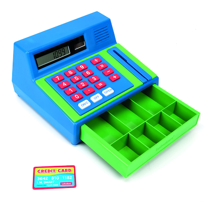 Real\-Working Cash Register  large