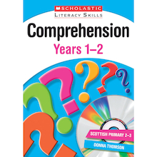 Scholastic Literacy Skills Comprehension Books  medium