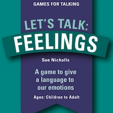 Lets Talk Feelings Activity Cards  medium