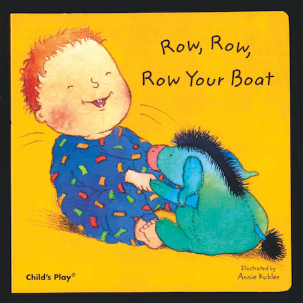 Songs and Rhymes Baby Board Books 8pk  large