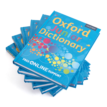 Oxford Junior Dictionary  large