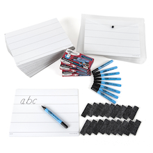 Wipe Clean Whiteboard Class Kit  medium