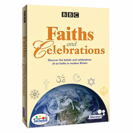 BBC Faith and Celebrations CD ROM  large