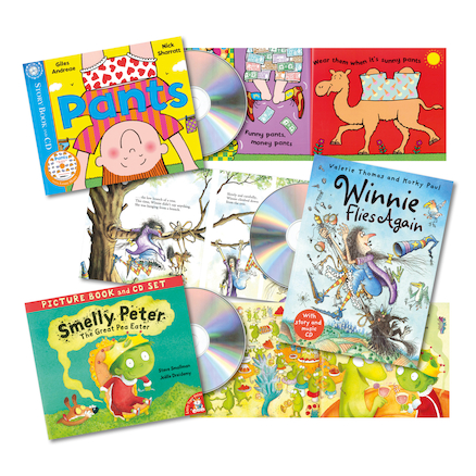 Book and CD Guided Pack KS1  A  large