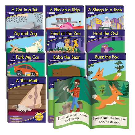 Decodable Fiction Book Collection  large