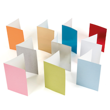 Card Blanks Class Pack Assorted A5 100pk  medium