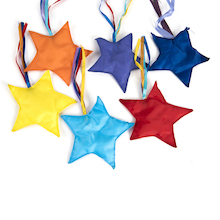 Shooting Stars Bean Bags 60pk  medium