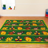 Wild Animal Carpet L300 x W300cm  small