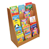 Wooden Book Display Units  small