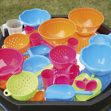 Large Plastic Sand and Waterplay Kit  medium