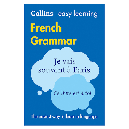 Collins Easy Learning French Grammar  large