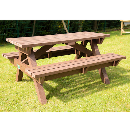 Heavy Duty Picnic Bench  large