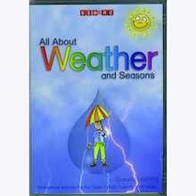 All About Weather and Seasons CD ROM  medium