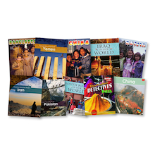 Learn About Asia Books 10pk  medium
