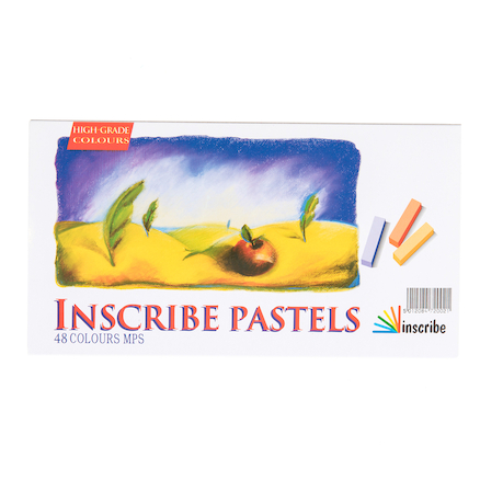 1\/2 Sized Soft Pastel Assorted Set 48pk  large