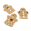 Gingerbread Men Puppets 30pk  small