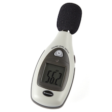 Decimeter Handheld Sound Meter  medium