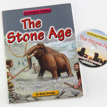 Stone Age Book and CD  large