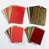 Bumper Festive Craft Papers Assorted 430pk  small
