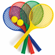 Tennis Rackets and Balls Set  medium