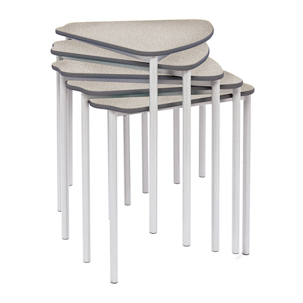 Segga Table Grey Frame  large