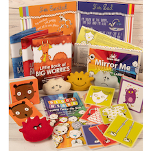 Exploring Emotions Program Kit  medium