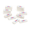 TTS White Erasers  small