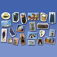 Seaside Sort and Match Objects 30pk  medium