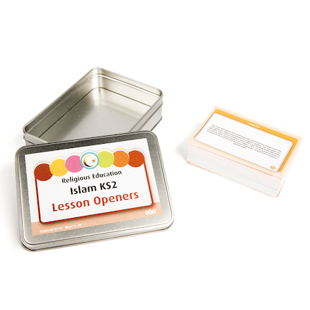 Islam Activity Card Tins  large
