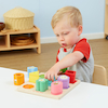 Sensory Shapes Board  small