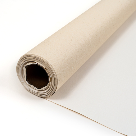 Primed Artists Canvas Roll 1 x 10m  large