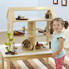 Toddler Wooden Small World Dolls House Accessory Set  small
