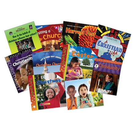 Christianity Book Pack  large