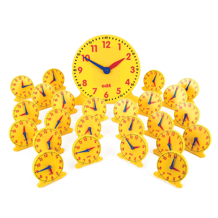 12 Hour Time Clock Kit  large