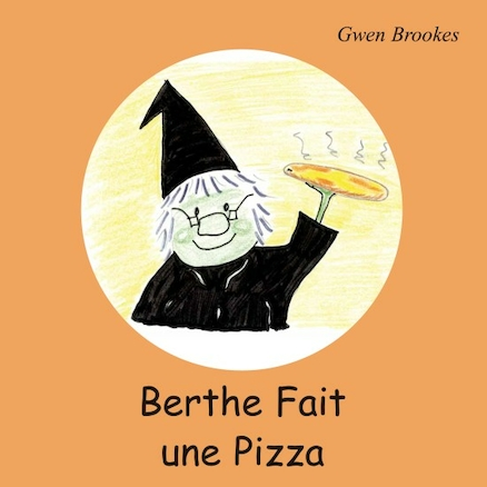 Berthe The Witch French Story Book Pack  large