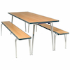 Premier Dining Stacking Benches  small