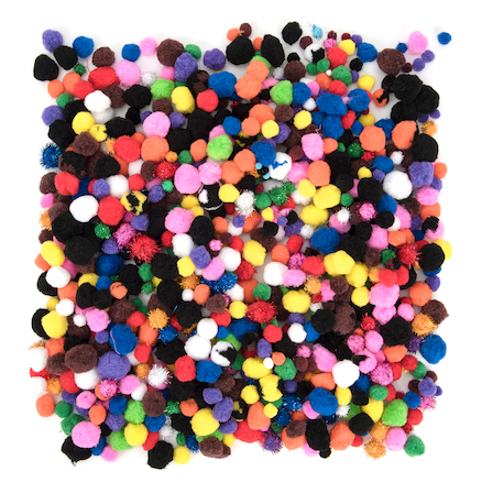 Assorted Pom Pom Bumper Pack  large