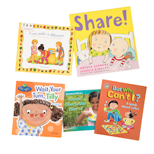 KS1 and KS2 Citizenship Books 5pk  medium