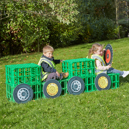 Role Play Multi Wheel Set  large