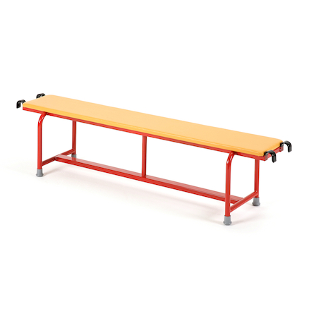 Upholstered Steel Balance Bench  large