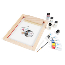 Daler Rowney System 3 Screen Printing Set  medium