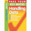 Pass Your KS3 Maths Handling Data Revision Book  small