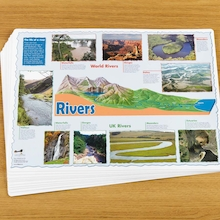 River Desk Mats A3 10pk  medium