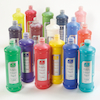 Pisces Ready Mixed Paint Assorted Colours 1L 16pk  small