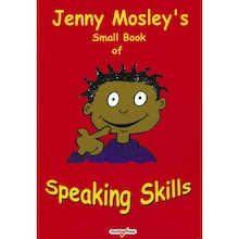 Jenny Mosley's Small Book of 5 Skills Book Pack 5pk  medium