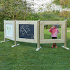 Outdoor Art Easel  small